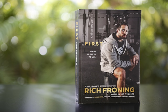 First: What it Takes to Win Rich Froning