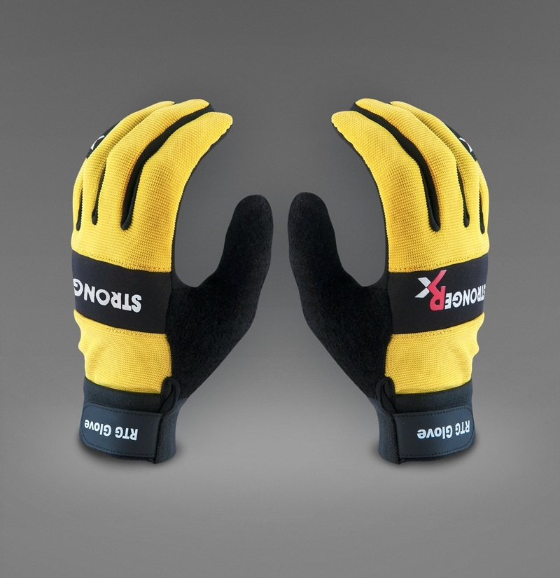 StrongerRx Gloves