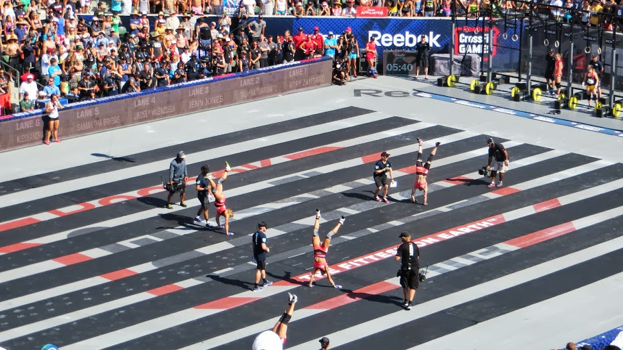 2014 crossfit games qualifiers