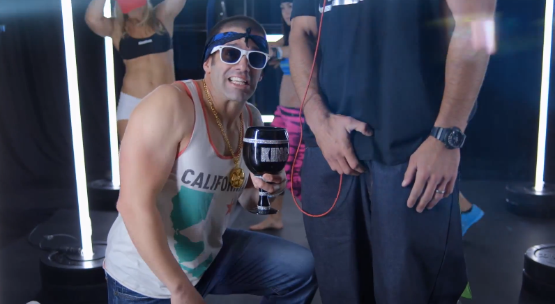 CrossFit Music Video Too Fit 2 Quit