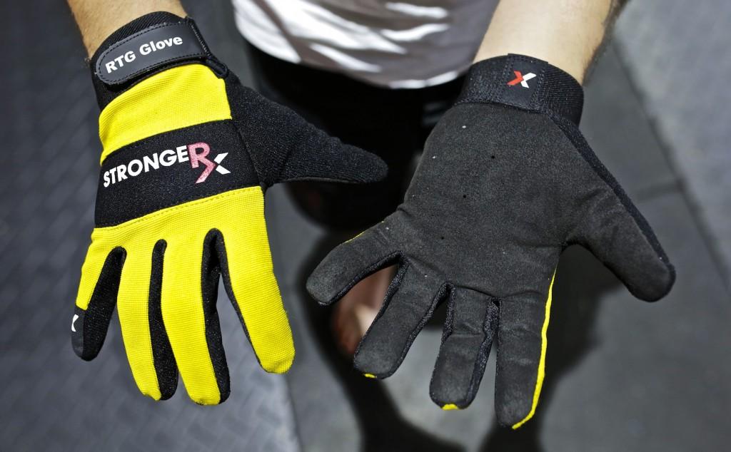 StrongerRx RTG Gloves Bottom