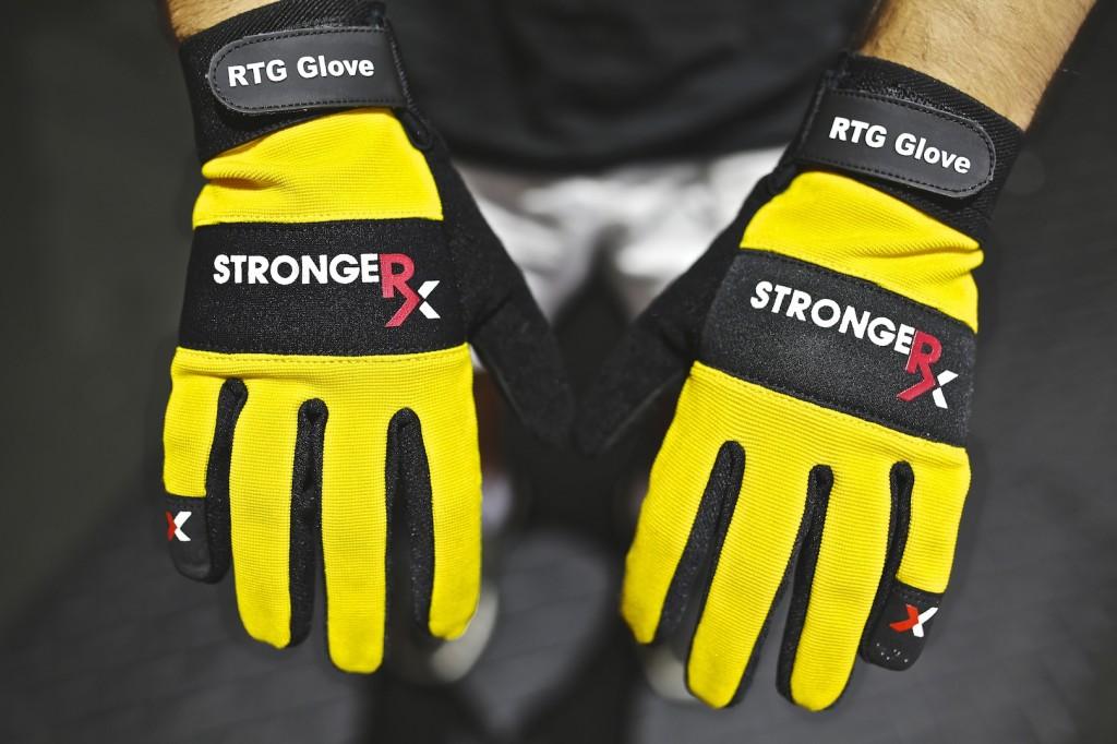 StrongerRx RTG Gloves Top