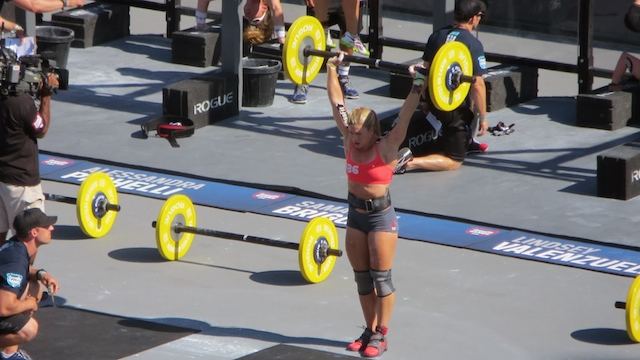 Lindsey Valenzuela will return to the OC Throwdown in 2014
