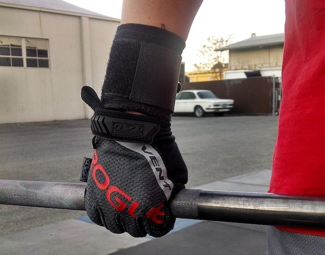 Rogue Mechanic Vent Gloves