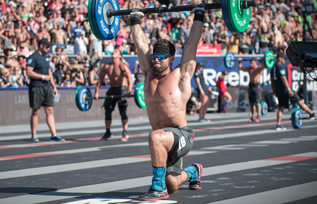 Rich Froning 2013 CrossFit Games