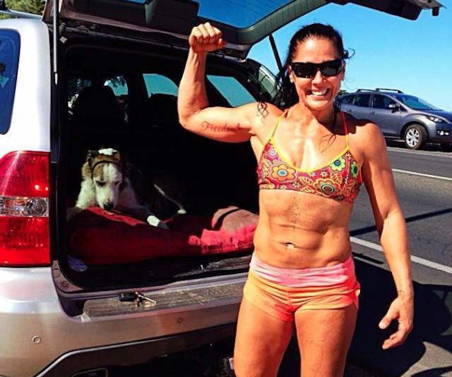 Amanda allen's fit as f*ck challenge
