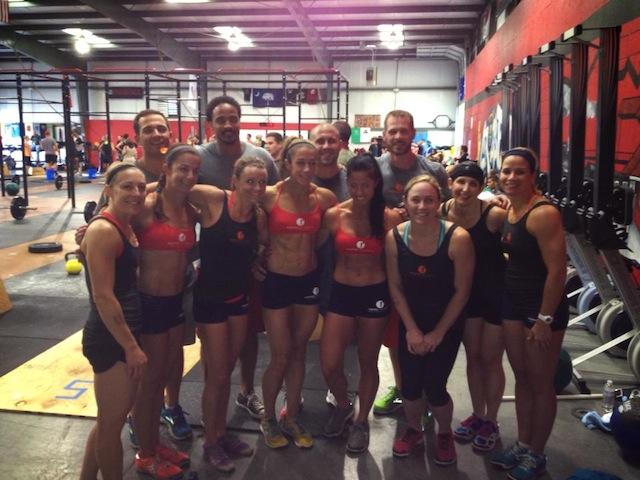 The Crew at Rising CrossFit Ballantyne