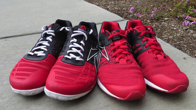 e3266fdcb7475e Reebok CrossFit Nano 3.0 vs Reebok CrossFit Nano Speed