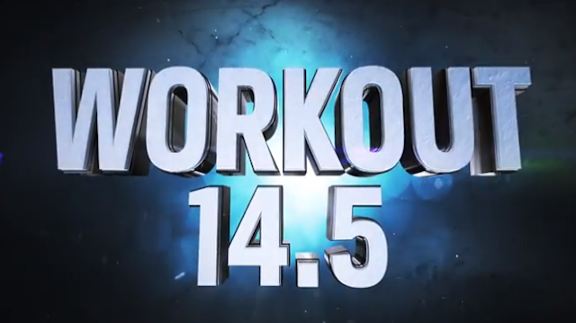 2014 CrossFit Open 14.5 Workout 14.5 results