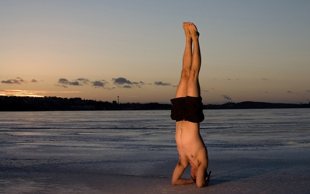 Men and Yoga why men should try yoga