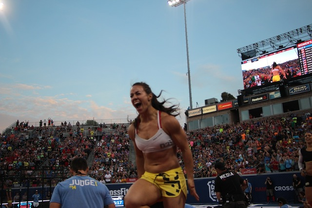 2014 reebok crossfit games results