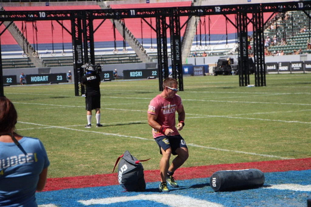 2014 CrossFit Games Day 3