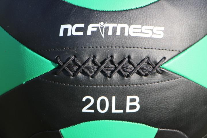 NC Fitness Gear Wall Ball 3