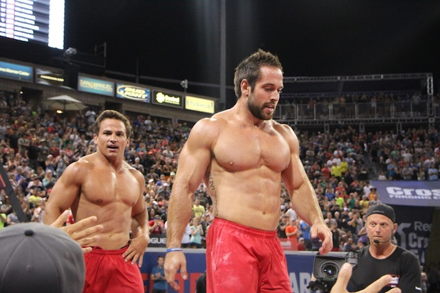 2014 Crossfit Games Day 3 Recap