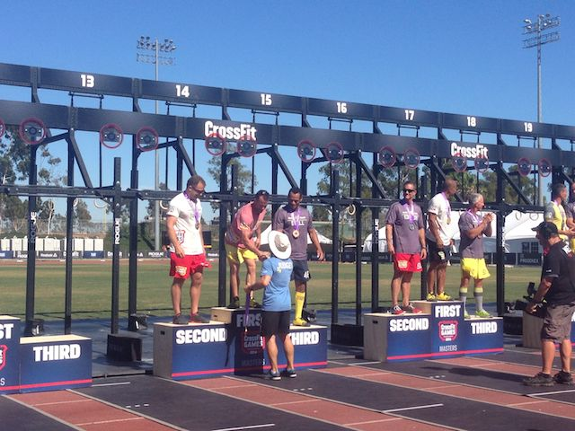 2014 CrossFit Games Masters Winners