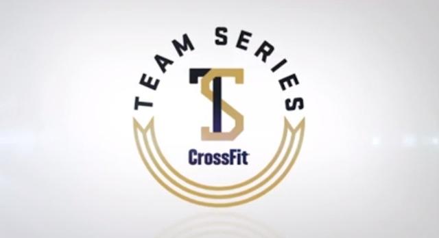 2015 CrossFit Team Series