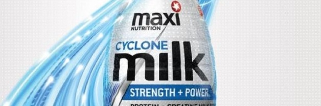 Maxinutrition cyclone milk