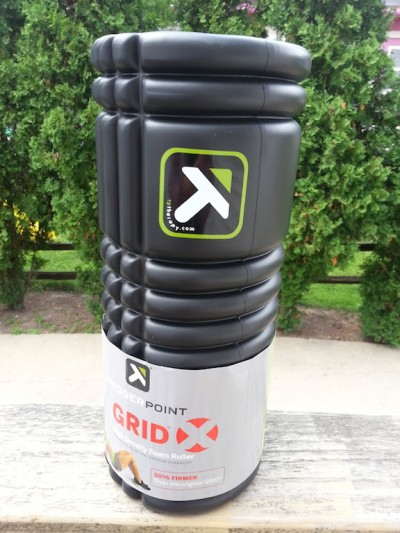 TriggerPoint GRID X Foam Roller 8