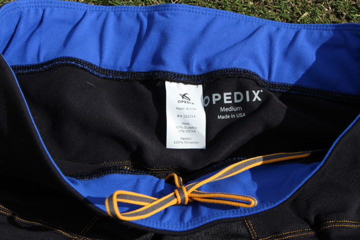 Opedix Core-Tec Compression Shorts review