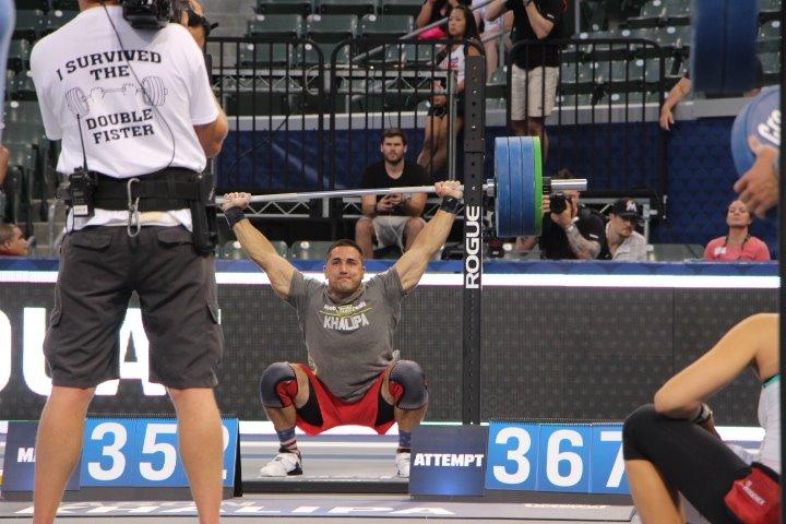 Jason Khalipa Team USA
