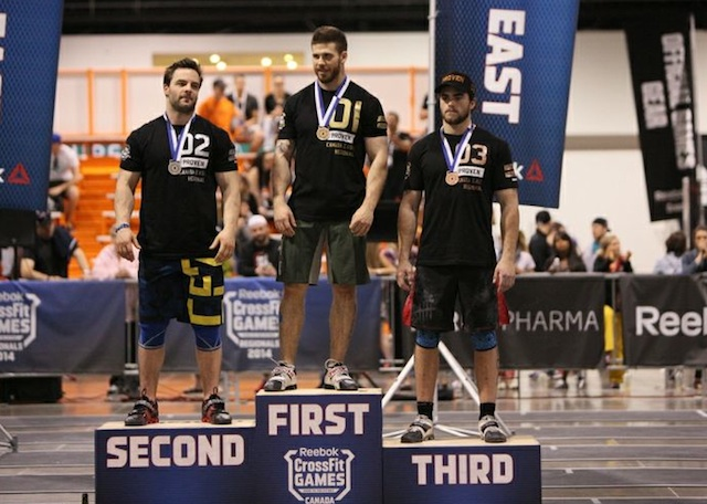Paul Tremblay's 2nd place finish at the 2014 Canada East Regional - Team Canada at the 2014 CrossFit Invitational