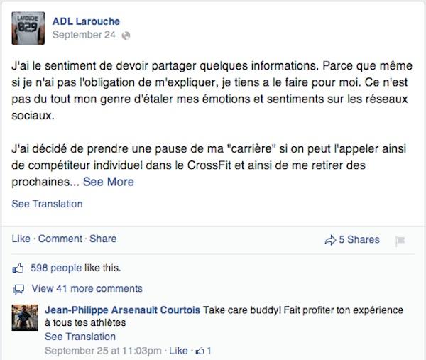 Albert Dominic Larouche