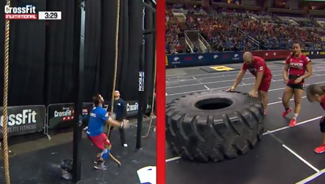 2014 CrossFit Invitational