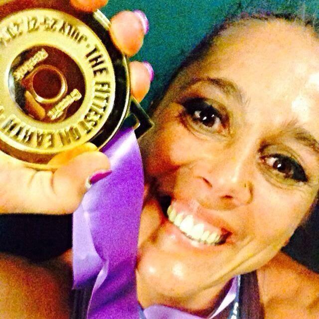 Amanda Allen CrossFit Games