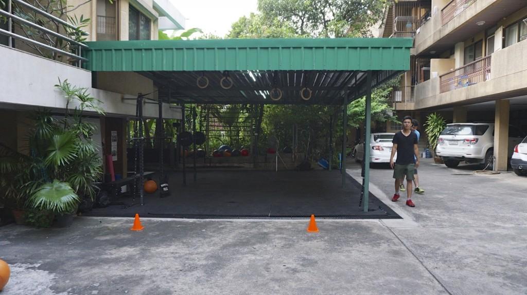 Ari CrossFit 5
