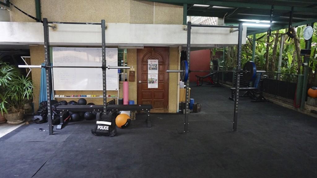 Ari CrossFit 8