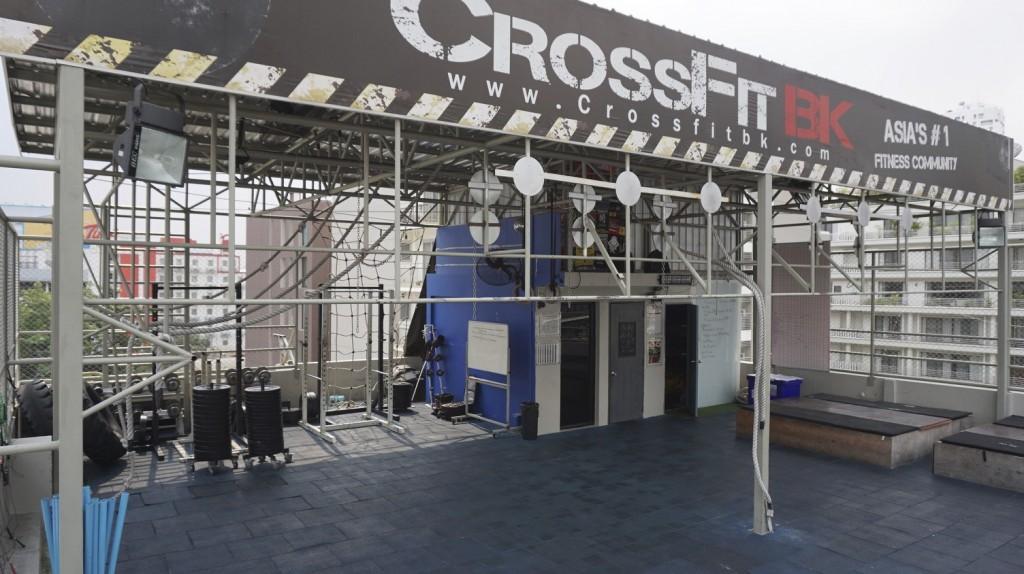 CrossFit Bangkok 11
