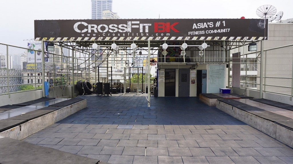 CrossFit BK 8