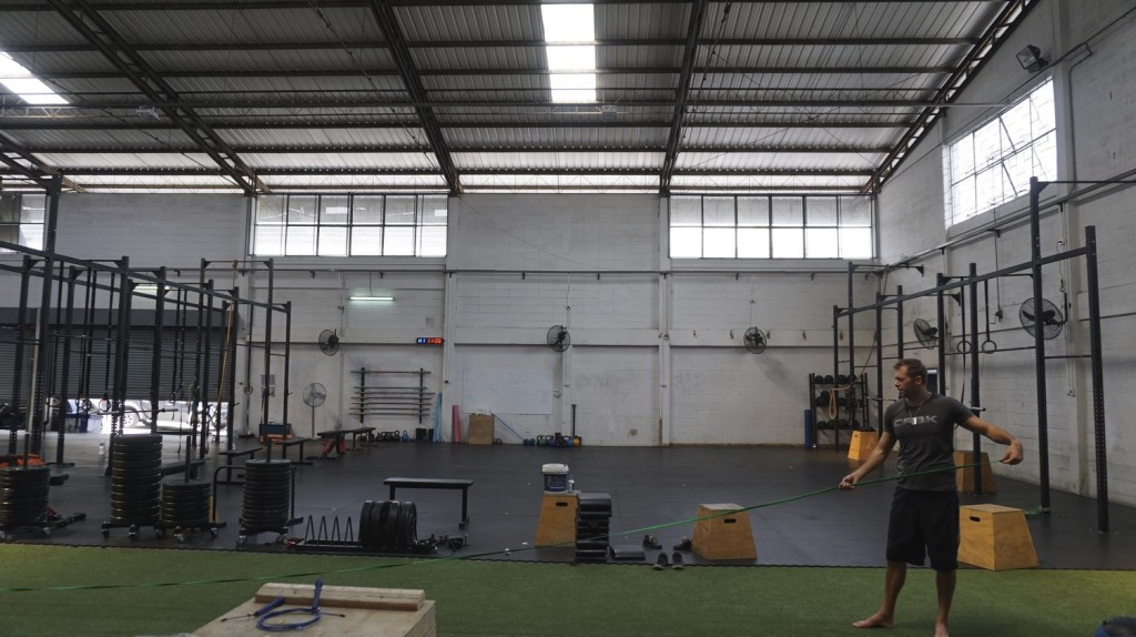 East West CrossFit 10