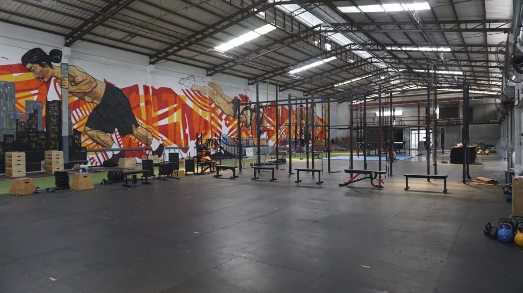 East West CrossFit 11
