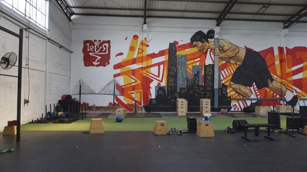 East West CrossFit 12