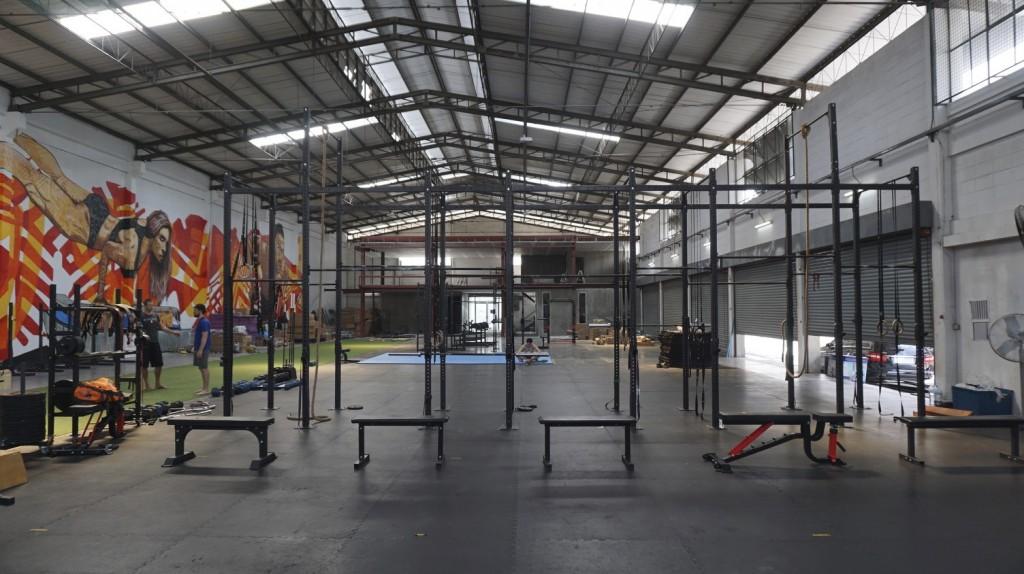 East West CrossFit 13