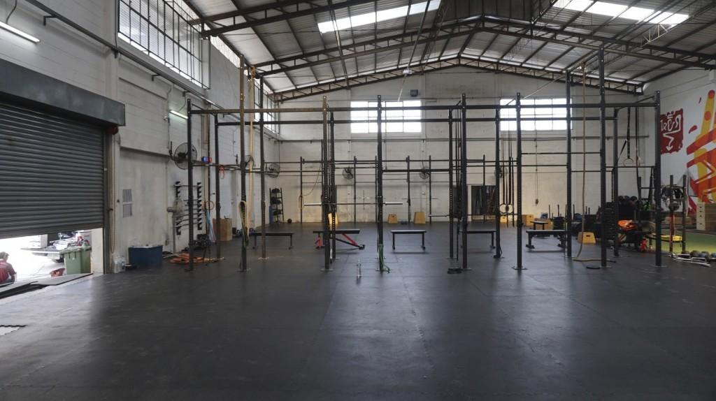 East West CrossFit 14