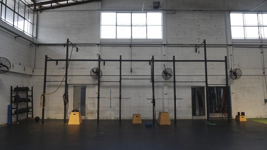East West CrossFit 15