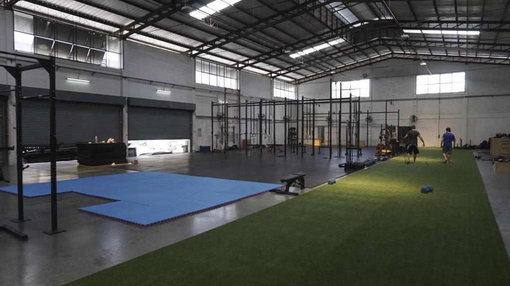 East West CrossFit 3