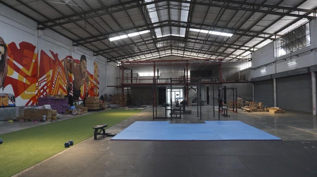 East West CrossFit 7