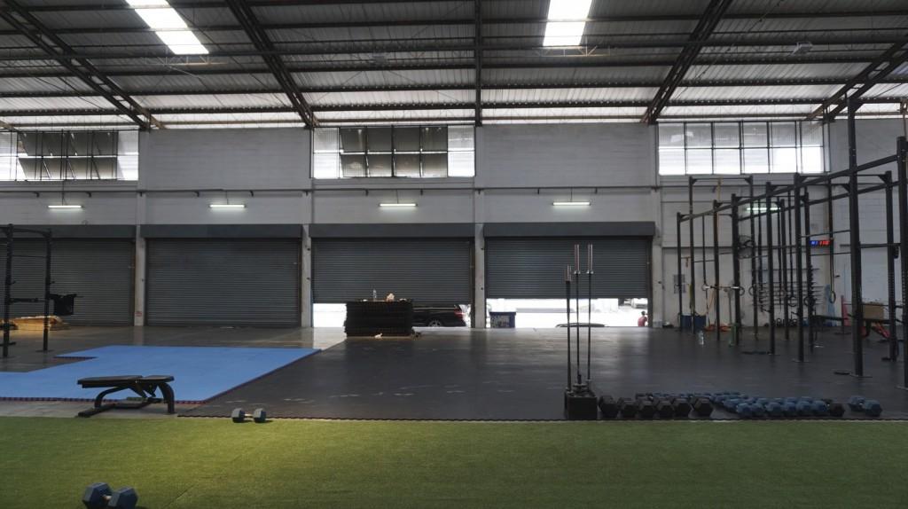East West CrossFit 9