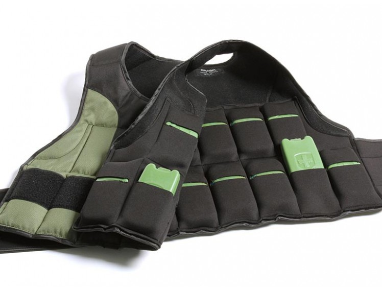 HumanX Weight Vest by Harbinger