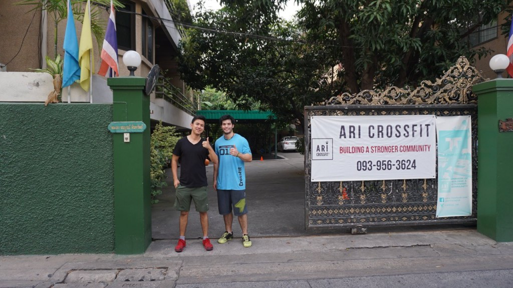 Video thumbnail for vimeo video Bangkok Box Tour Part 3: Ari CrossFit