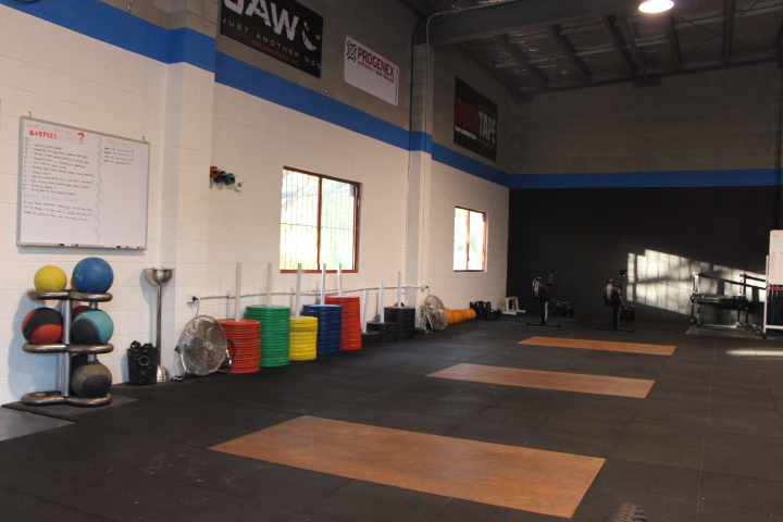 Box tour CrossFit 4802