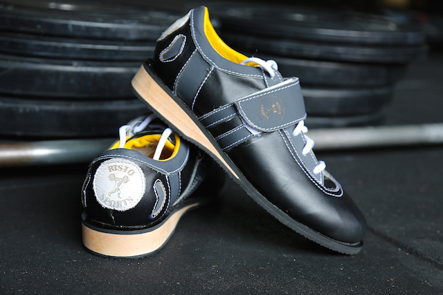 Risto Tiburon Olympic Weightlifting Shoe