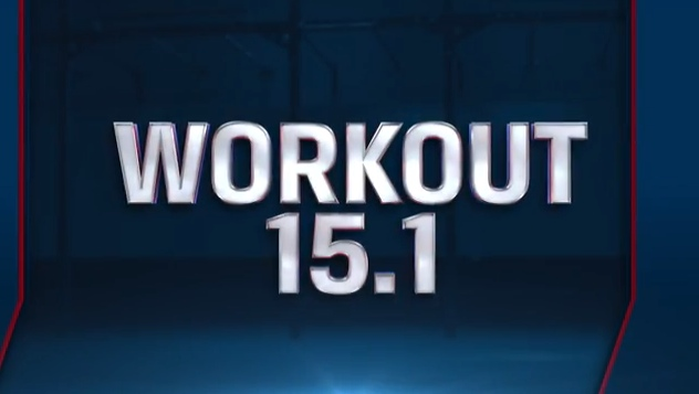2015 CrossFit Games Open 15.1 Results