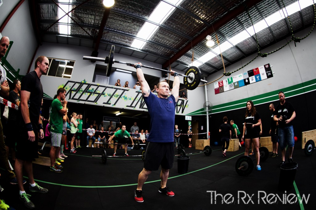 CrossFit community crossfit feeling