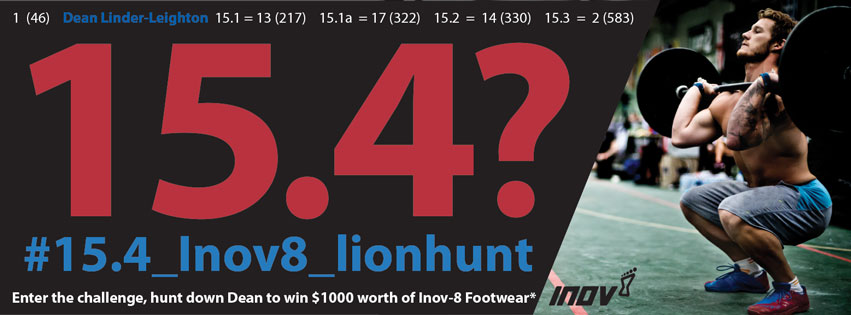 Dean Linder Leighton Lion Hunt 15.4