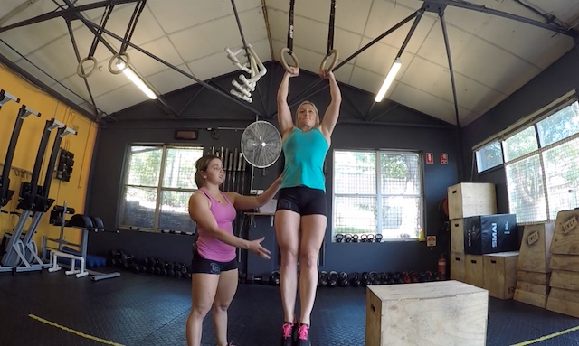 improving strict muscle-ups gymnastics tips