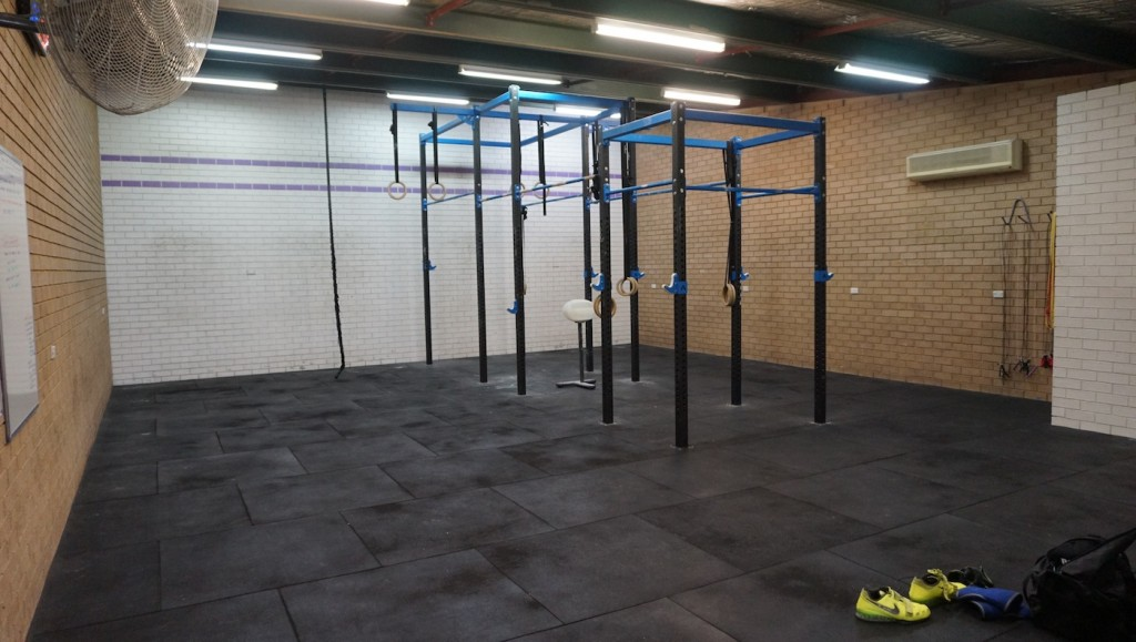 CrossFit PLay - Khan Porter affiliate rig